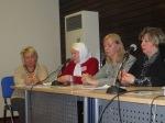 Клара Ахмадишевна Муртазина рассказывает о своем опыте волонтерской деятельности